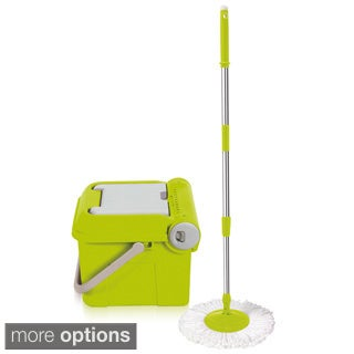 As Seen on TV Folding Cube Spin Mop