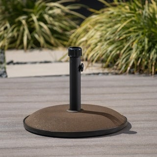 Christopher Knight Home Brown Umbrella Base