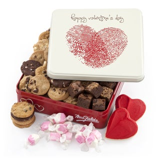 Mrs. Fields Valentine Combo Tin