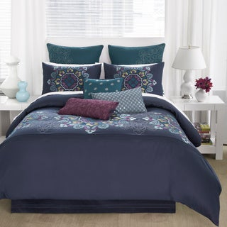 Modern Living Bianca 4-piece Comforter Set and Optional Euro Sham Separates