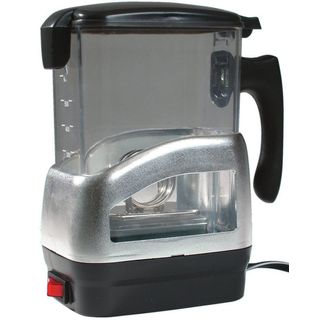 Smart 12-volt Travel Aluminum Water Kettle