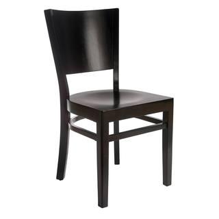 Oregon Black Finish Side Chairs