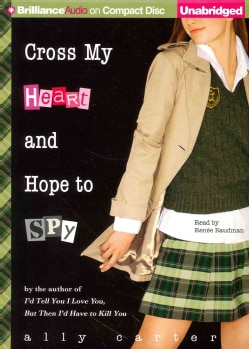Cross My Heart and Hope to Spy (CD-Audio)