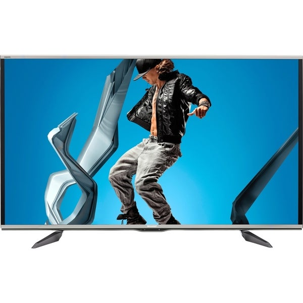 "Sharp AQUOS LC-60UQ17U 60"" 3D 1080p LED-LCD TV - 16:9 - HDTV 1080p -"