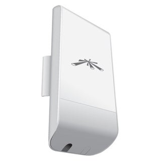 Ubiquiti NanoStation locoM5 IEEE 802.11n 150 Mbps Wireless Bridge - U