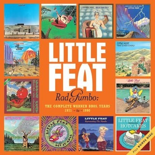 Little Feat - Rad Gumbo: The Complete Warner Bros. Years 1971-1990