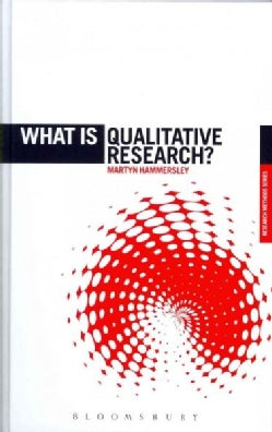 What is qualitative research? (Hardcover)