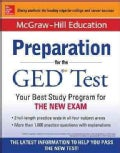 McGraw-Hill Education Preparation for the GED Test (Paperback)