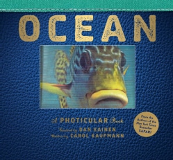Ocean: A Photicular Book (Hardcover)