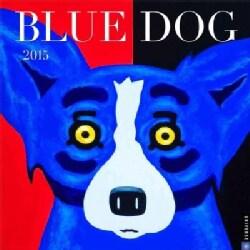 Blue Dog 2015 Calendar (Calendar)