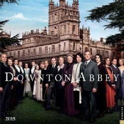 Downton Abbey 2015 Calendar (Calendar)