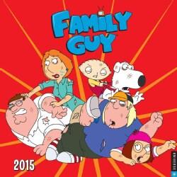 Family Guy 2015 Wall Calendar (Calendar)
