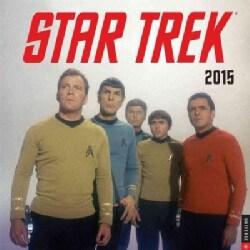 Star Trek 2015 Wall Calendar: The Original Series (Calendar)