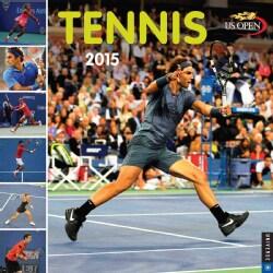 Tennis 2015 Calendar: The Official US Open Calendar (Calendar)