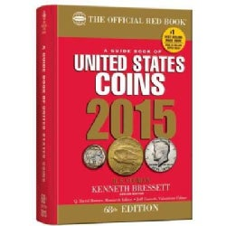A Guide Book of United States Coins 2015: The Official Red Book (Hardcover)