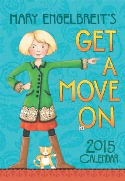 Mary Engelbreit 2015 Monthly Pocket Planner Calendar: Get a Move on (Calendar)