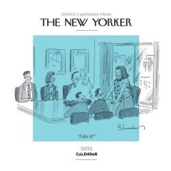 Office Cartoons from the New Yorker 2015 Calendar (Calendar)