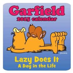 Garfield 2015 Calendar (Calendar)
