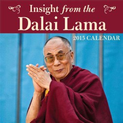 Insight from the Dalai Lama 2015 Calendar (Calendar)