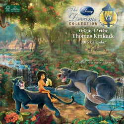 The Disney Dreams Collection 2015 Calendar (Calendar)