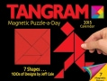 Tangram Magnet Puzzle-a-Day 2015 Calendar (Calendar)
