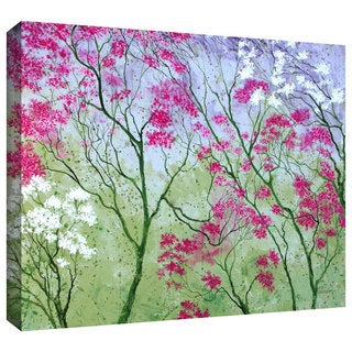Art Wall Herb Dickinson 'Elysian' Gallery-wrapped Canvas Art