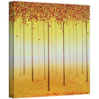 Art Wall Herb Dickinson 'Forest Memories' Gallery-wrapped Canvas Art