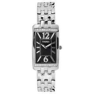 Haurex Italy Women's Primula Stainless Steel Crystal Watch