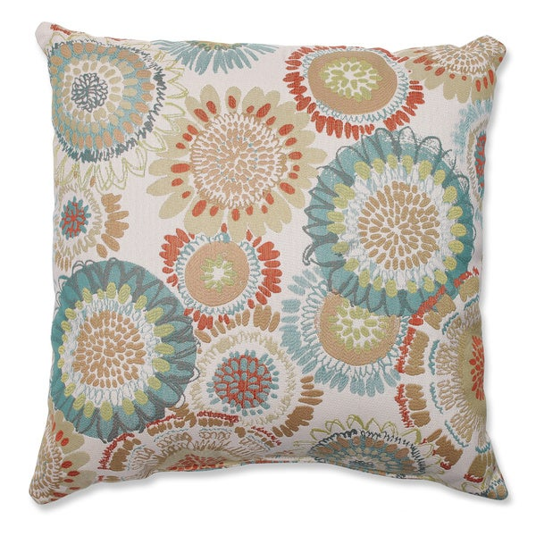 Throw Pillows On Konga : Maggie Mae Aqua Throw Pillow