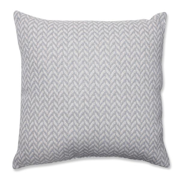 Grammy Powder Blue Throw Pillow
