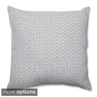 Grammy Powder Blue Throw Pillow