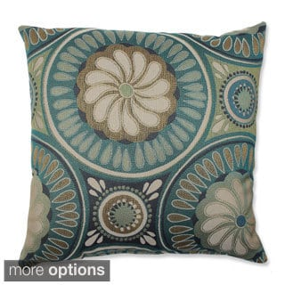 Gypsy Peacock Throw Pillow