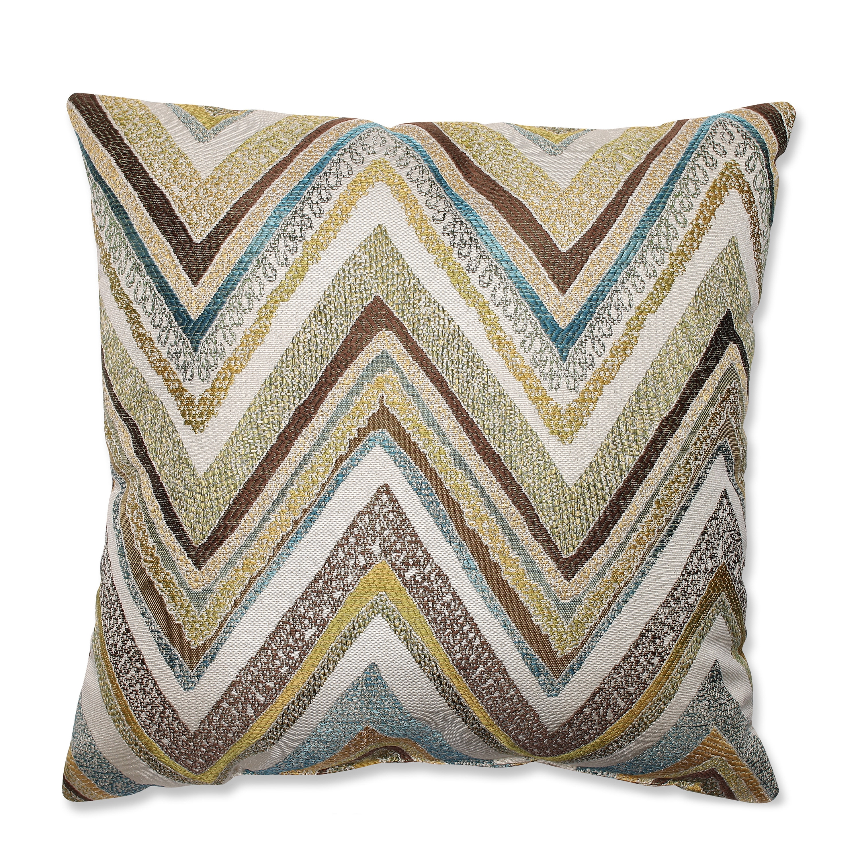 Throw Pillow Overstock : Zig Zag Capri Throw Pillow - Overstock Shopping - Great Deals on Pillow Perfect Throw Pillows