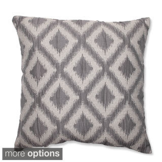 Lima Black Pearl Throw Pillow
