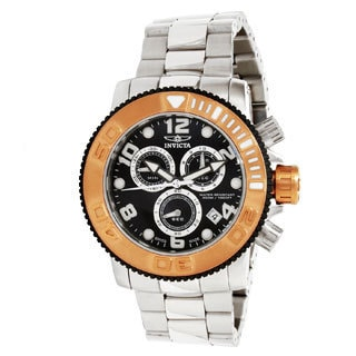 Invicta Men's BM-IN12533 Slightly Blemished 'Sea Hunter' Chronograph Watch