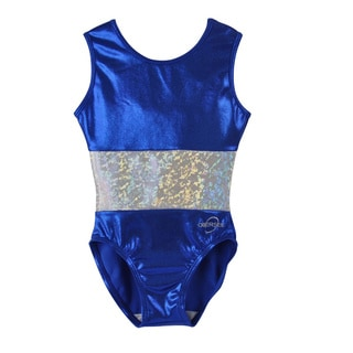 Obersee Kids Royal Band Gymnastics Leotard