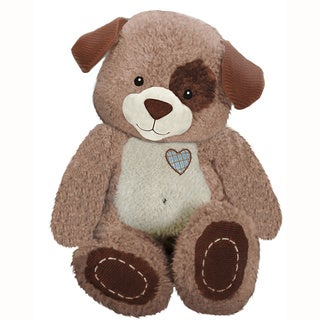 First & Main Plush Dog