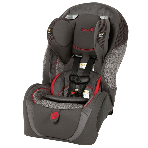 safety 1st complete air 65 convertible car seat in decatur red 15997620. Black Bedroom Furniture Sets. Home Design Ideas