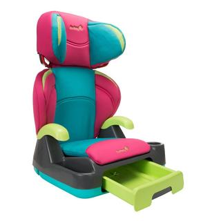 Safety 1st Store 'n Go Belt-positioning Booster Car Seat in Fruit Punch