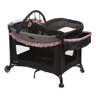 Safety 1st Travel Ease Elite Playard in Eiffel Rose