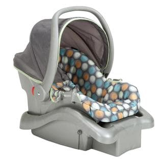 Cosco Light 'n Comfy Infant Car Seat in Ikat Dots