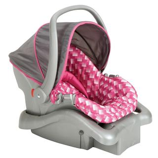 Cosco Light 'n Comfy Elite Infant Car Seat in Blox