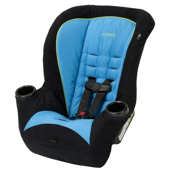 Cosco Apt 40RF Convertible Car Seat in Malibu Blue
