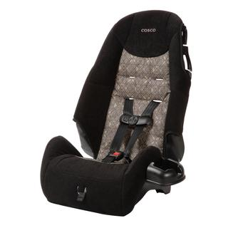 Cosco High Back Booster Car Seat in Canteen