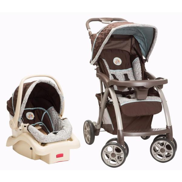 Disney Saunter Luxe Travel System in My Hunny Stripes