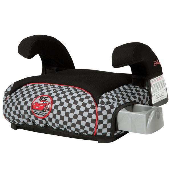 Disney Deluxe Booster Car Seat in Overdrive