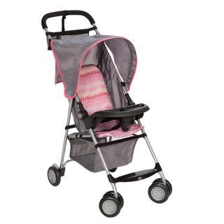 Cosco Umbria Stroller in Pink Zig-Zag