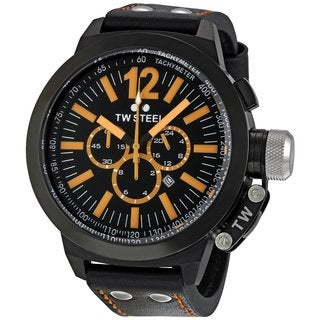 TW Steel Men's CEO Canteen Watch