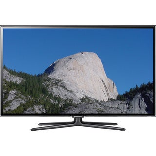 Samsung UN55ES6500 55-inch 1080p 120Hz 3D Slim LED HDTV (Refurbished)