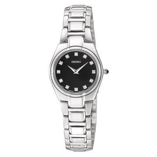 Seiko Women's Diamond Accented Watch